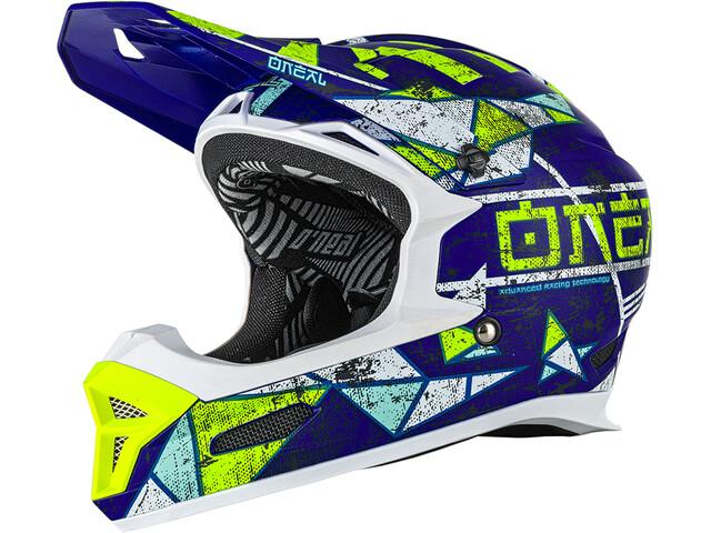 ONeal Fury RL Helmet Zen-blue